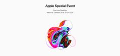Apple Event Oct 30 - 7