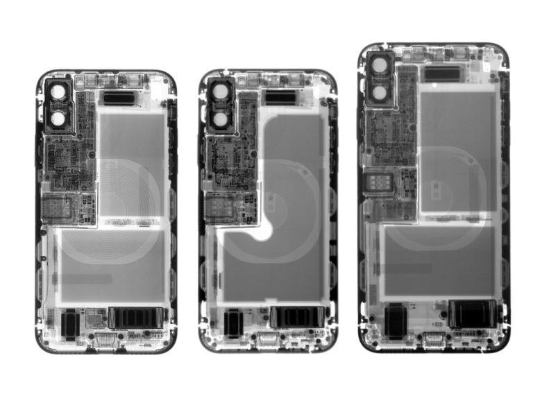 iPhone XS iFixit - 2