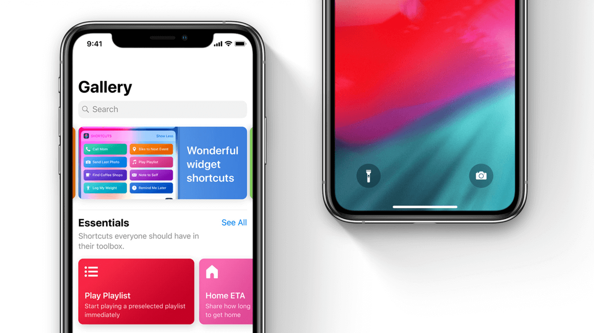 Atajos de Siri Shortcuts - 1