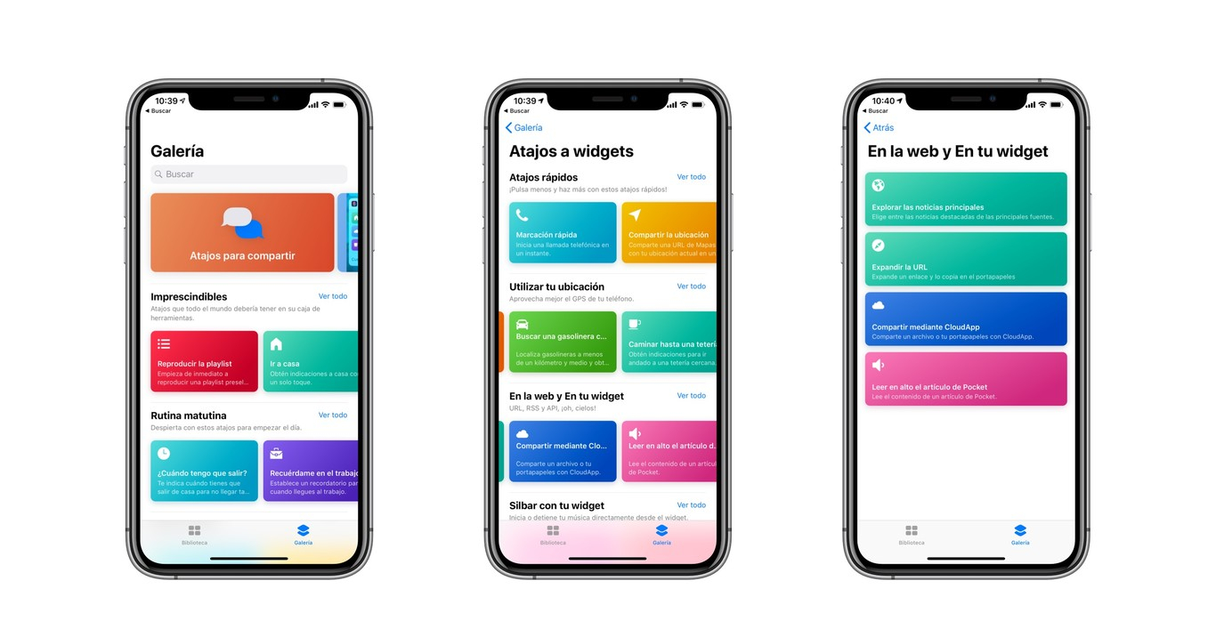 Atajos de Siri Shortcuts - 4