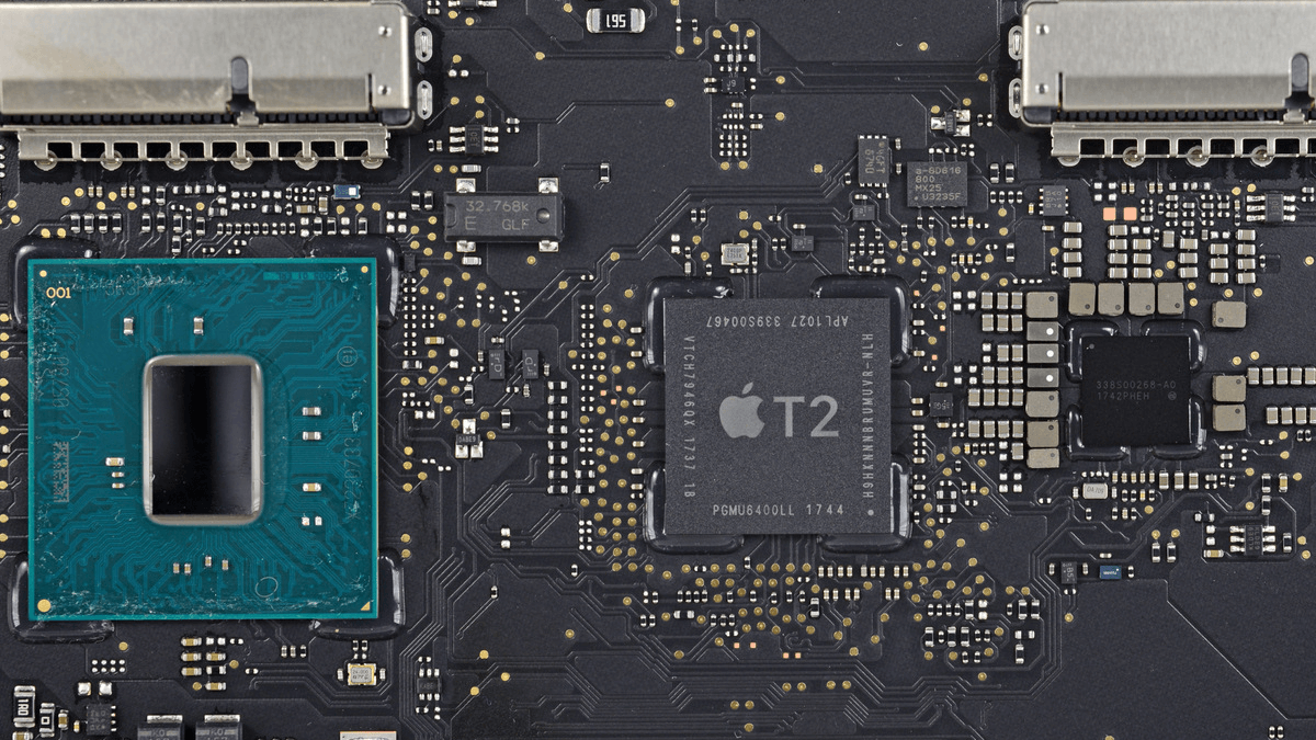 Chip T2 MacBook Pro - 1