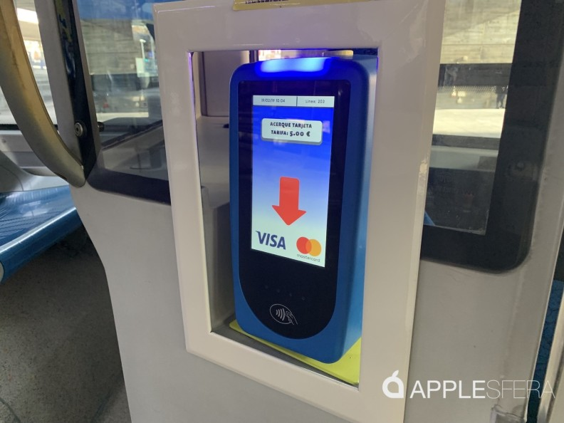 EMTPay EMT Apple Pay - 3