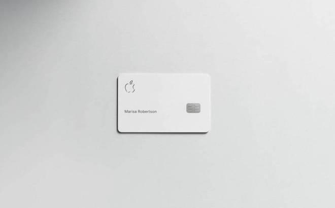 Card titanium