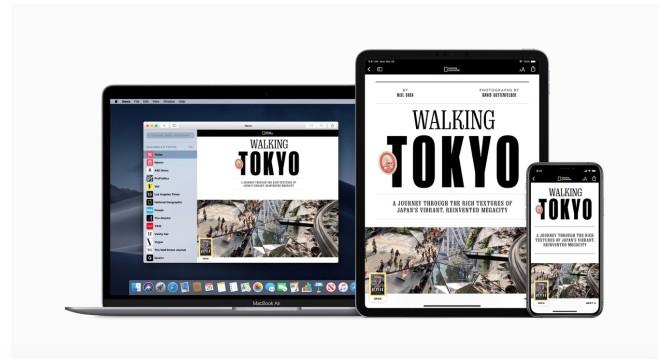 News+ Apple