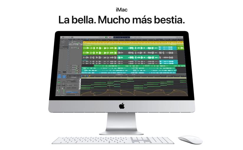 Apple renueva los iMac con nuevoscomponentes