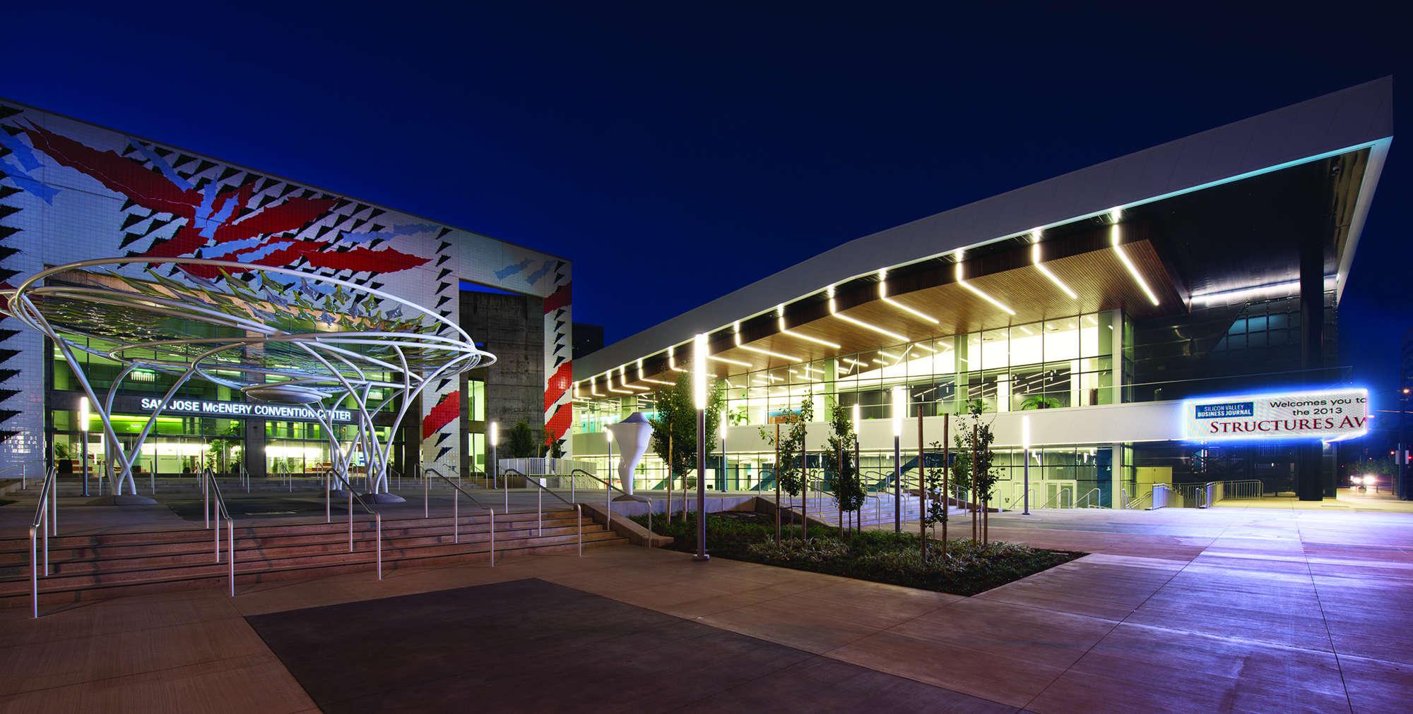 McEnery Convention Center San Jose