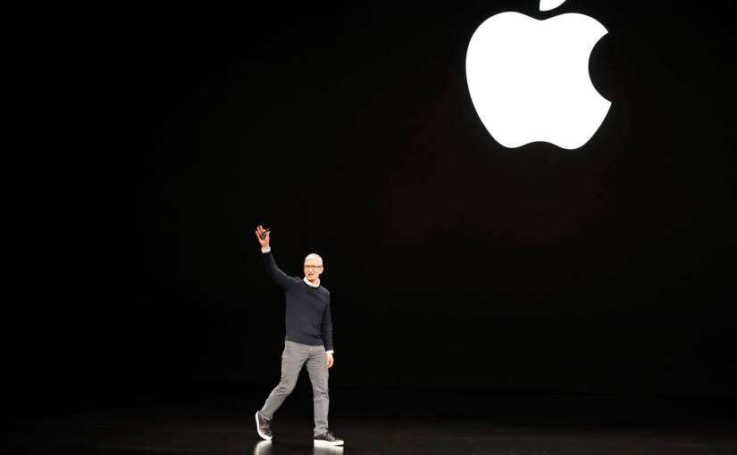 Nuevos servicios de Apple: News+, TV+, Arcade yCard