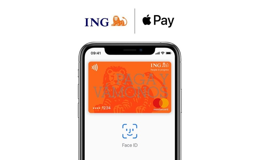 ING se hace compatible con Apple Pay