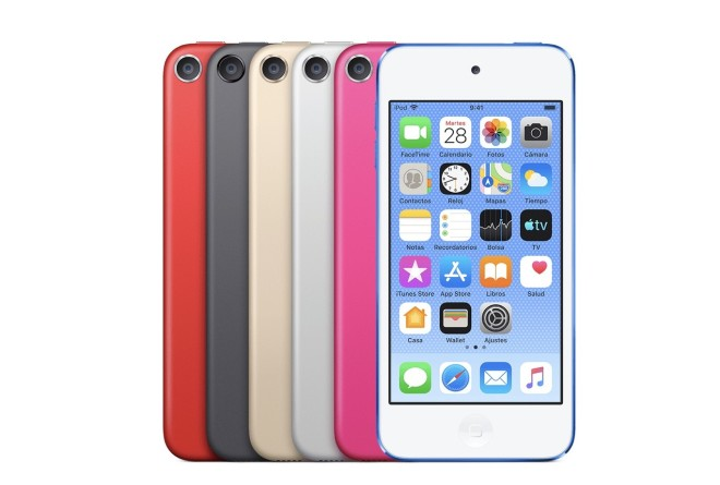 iPod touch 2019 - 3