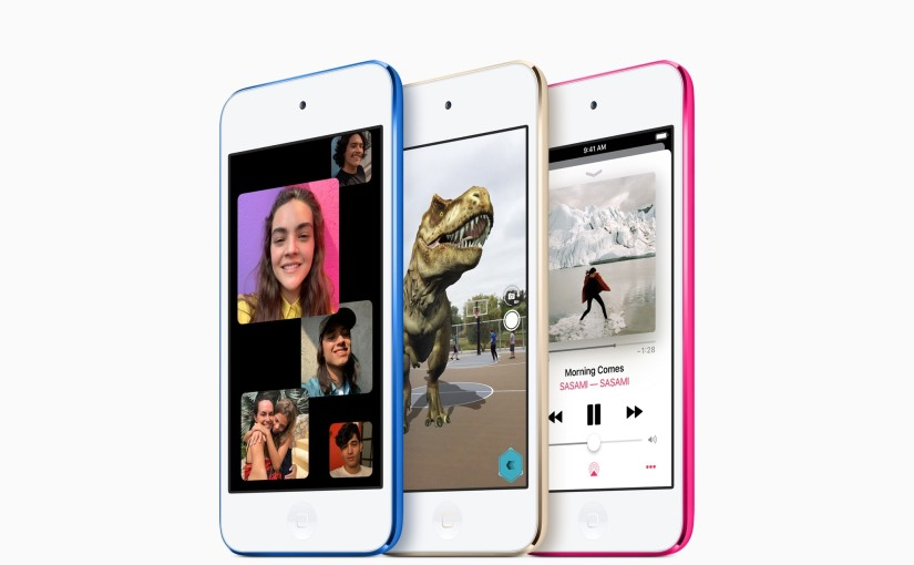 Apple renueva por sorpresa el iPod touch