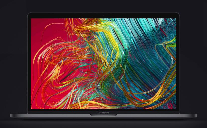 Los ocho núcleos llegan a los MacBookPro