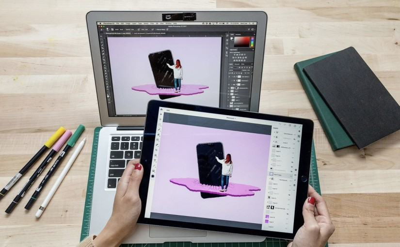 Adobe abre la beta de Photoshop para iPad