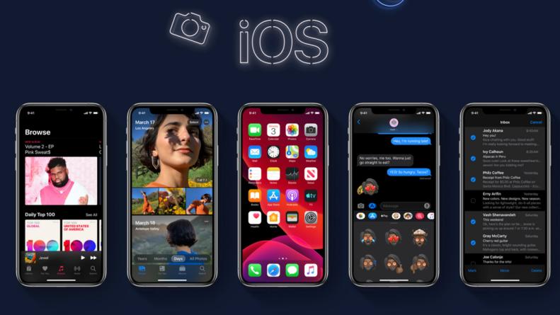 iOS 13 cover