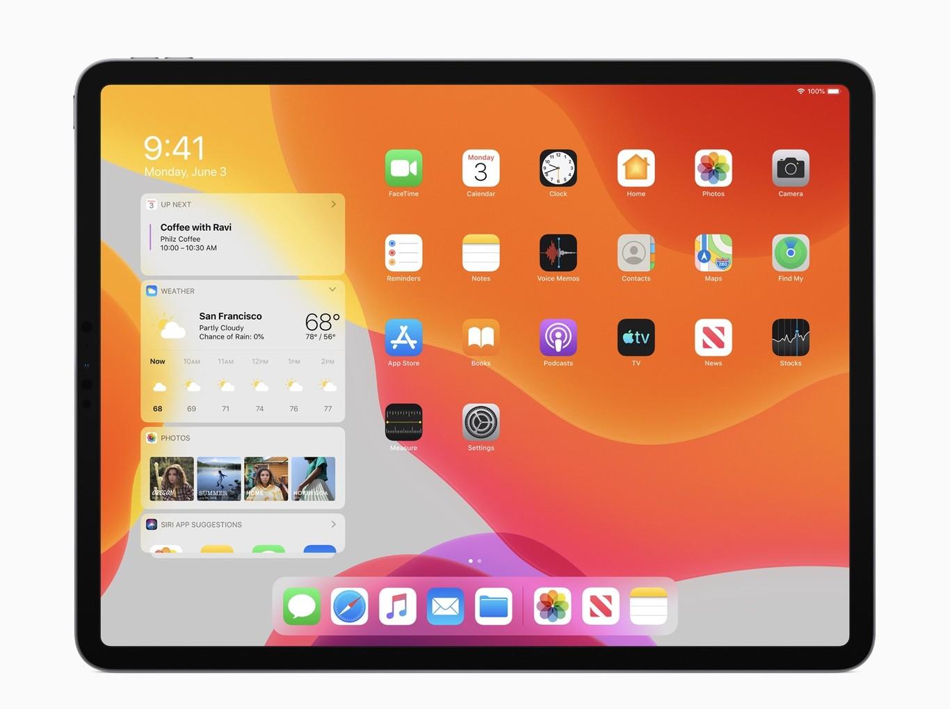iPadOS - 4