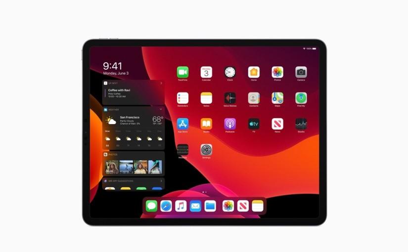 iPadOS, el nuevo sistema operativo para eliPad