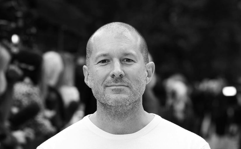 Jonathan Ive deja Apple