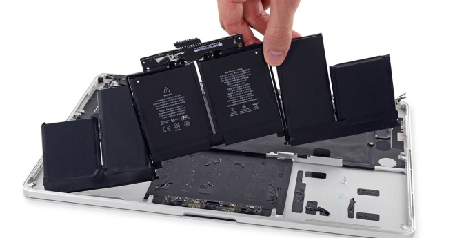 MacBook Pro 15 pulgadas - 1