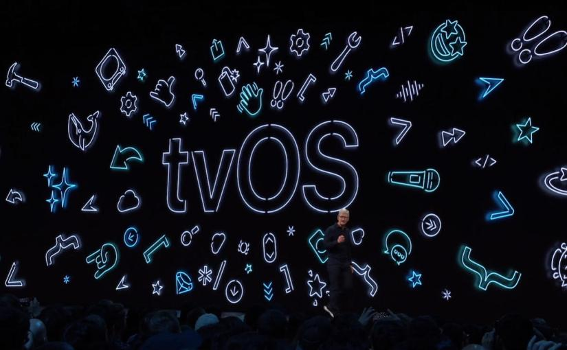 tvOS 13, el Apple TV planta cara a lasvideoconsolas